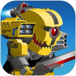 超级组合机器人游戏体验