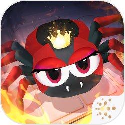 燃烧吧!蜘蛛