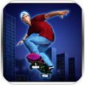 滑板3D交通高峰探险