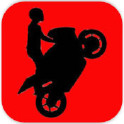 摩托车火柴人