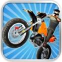 极限越野摩托车